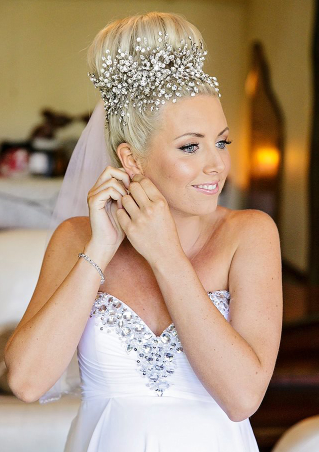 bridal headpiece jewelry accessories of your dreams