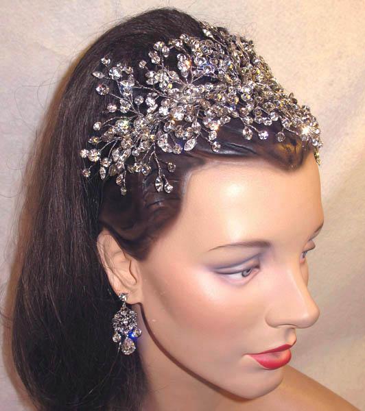 96 Fun Facts About Your Favorite Bridal Designers: Headpiece Heaven, Unique Customized Bridal Headpieces
